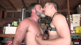 guarda il video: Lick It Boy with Kristofer Weston & Tyler Rush