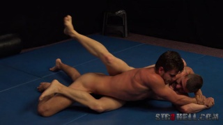 wrestling with Kamel Banek and Nikola Donoval