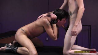 Hit Me Harder Part 3 with Joey Landers & Brayland