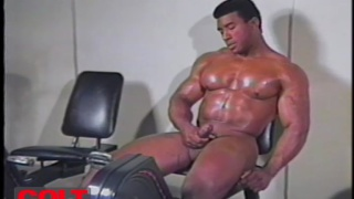 muscle hunk Rick Strode