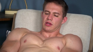 derick has a nice body and a big dick