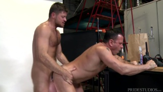 Perfect Fitting Cock Ring with Jack Andy & Tony Lazzari