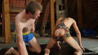 submission wrestling with tim law and austin nova