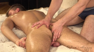 massage with Filip Onalek