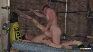 Toy Stretching & Hole Slamming with Aaron Aurora & Sean Taylor