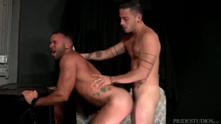 Cruising For Cock with Fernando Del Rio & Cesar Rossi