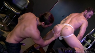 Sex Club Fucking with Alexander Garrett and Ace Era