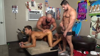 Playing Games with Titus, Damien S and Steven Roman