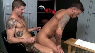Working Out Gets Me Horny with Seth Knight & Sean Maygers