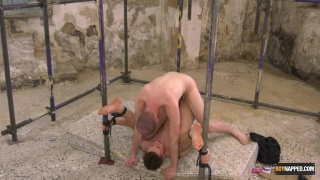 A Well-Used Tight Twink Hole with Sean Taylor & Johnny Polak