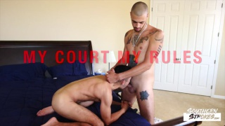 my court my rules with Ari Nucci and Antonio Fields